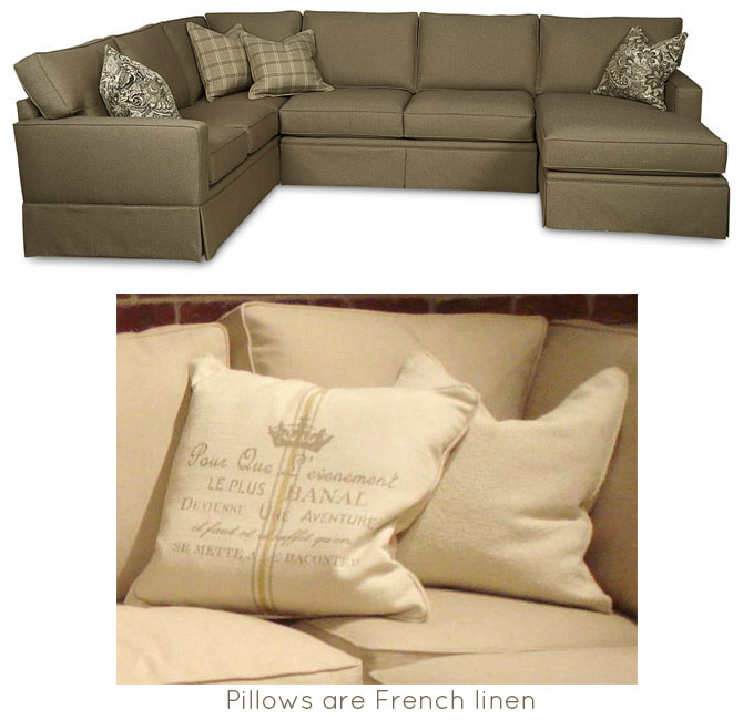 alan white sectional sofa  sc 1 st  Chairs and Sofa Ideas : alan white sectional - Sectionals, Sofas & Couches